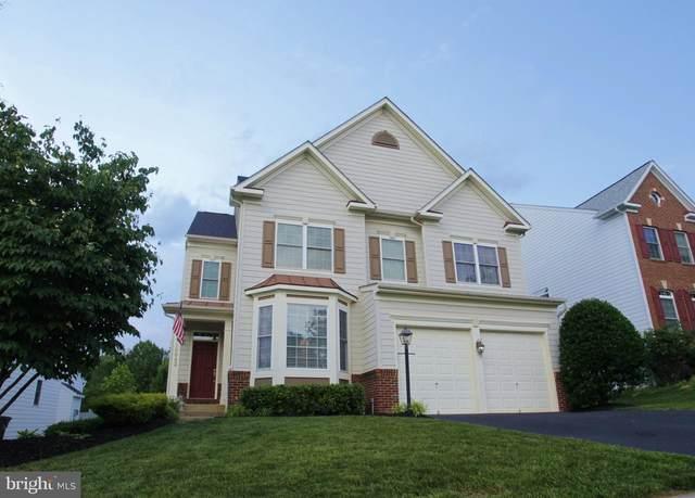 10642 Moselle Court, MANASSAS, VA 20112 (#VAPW497970) :: Radiant Home Group