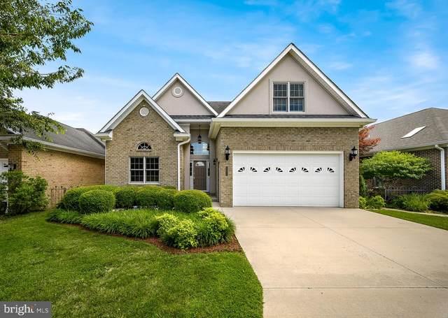 102 Courtyard Terrace, NEW MARKET, VA 22844 (#VASH119536) :: Ultimate Selling Team