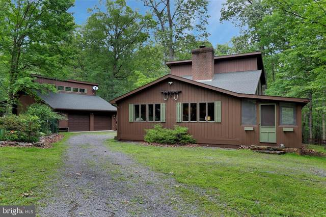 1724 Sideling Mountain Trail, GREAT CACAPON, WV 25422 (#WVMO117026) :: The Bob & Ronna Group