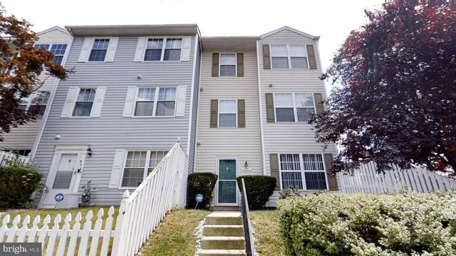 9246 Leigh Choice Court #19, OWINGS MILLS, MD 21117 (#MDBC497938) :: Pearson Smith Realty