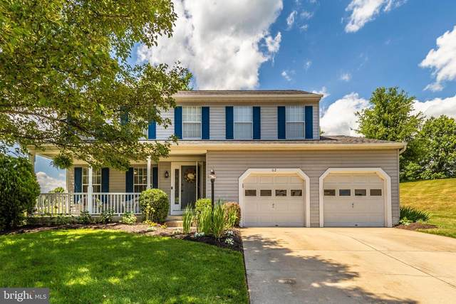 62 Ashley Way, MYERSVILLE, MD 21773 (#MDFR266356) :: Jim Bass Group of Real Estate Teams, LLC