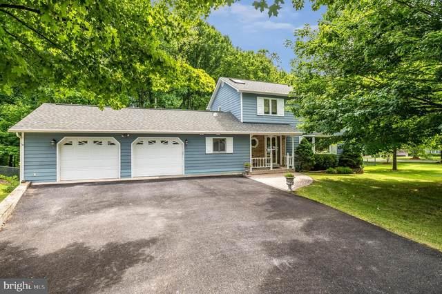 2709 Loch Haven Drive, IJAMSVILLE, MD 21754 (#MDFR266362) :: Colgan Real Estate