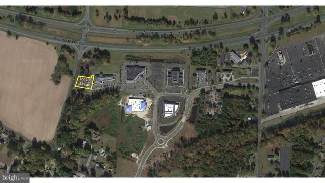 Lot 13 Woodbrooke Drive, SALISBURY, MD 21804 (#MDWC108624) :: ExecuHome Realty
