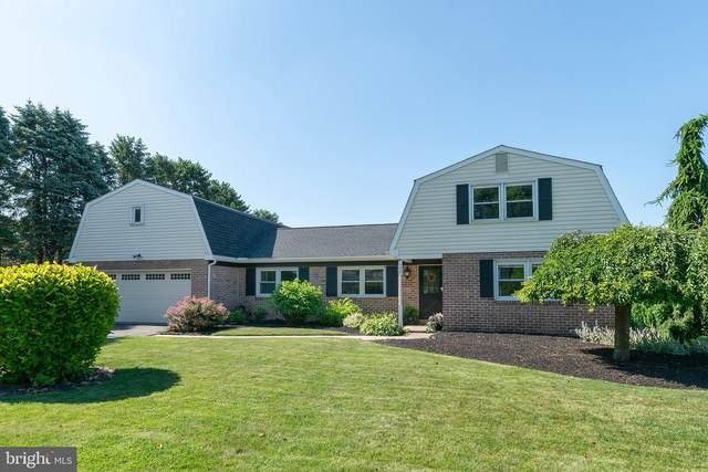 304 W Hillcrest Avenue, STRASBURG, PA 17579 (#PALA165348) :: Iron Valley Real Estate