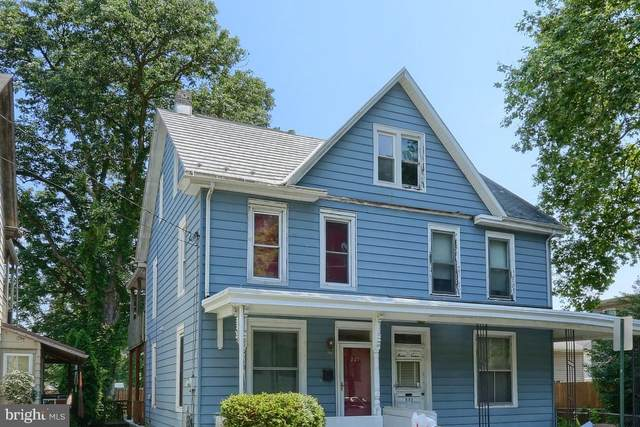 225 S 2ND Street, WORMLEYSBURG, PA 17043 (#PACB124900) :: The Joy Daniels Real Estate Group