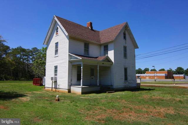 283 S Somerset Avenue, CRISFIELD, MD 21817 (#MDSO103666) :: The Riffle Group of Keller Williams Select Realtors