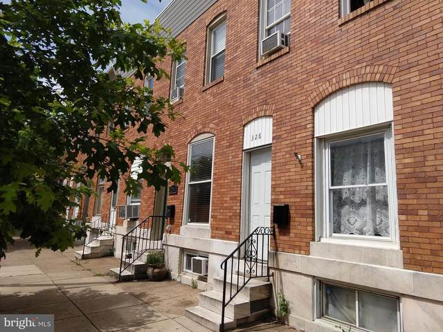 328 S Macon Street, BALTIMORE, MD 21224 (#MDBA514618) :: The Miller Team