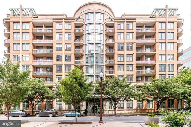 3625 10TH Street N #310, ARLINGTON, VA 22201 (#VAAR164874) :: City Smart Living