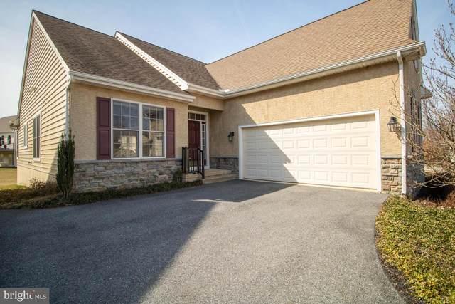 222 Swan Road #63, LANDENBERG, PA 19350 (#PACT509450) :: Jason Freeby Group at Keller Williams Real Estate