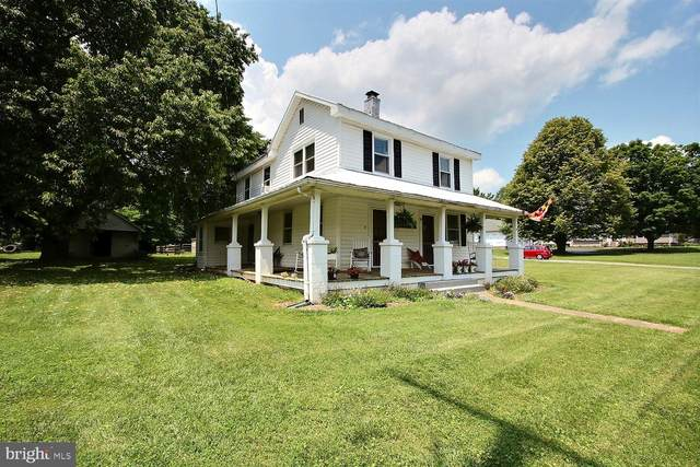 1446 Long Corner Road, MOUNT AIRY, MD 21771 (#MDHW281350) :: John Smith Real Estate Group