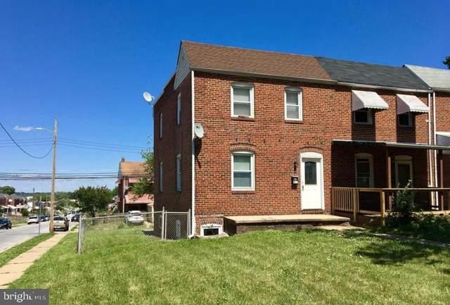 401 52ND Street, BALTIMORE, MD 21224 (#MDBC497956) :: RE/MAX Advantage Realty
