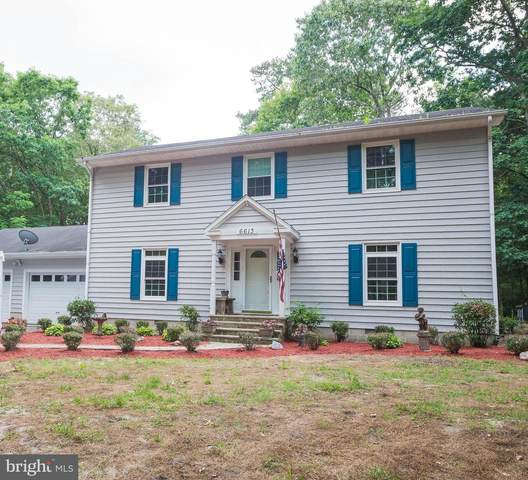 6613 Snow Hill Road, SNOW HILL, MD 21863 (#MDWO114664) :: Pearson Smith Realty
