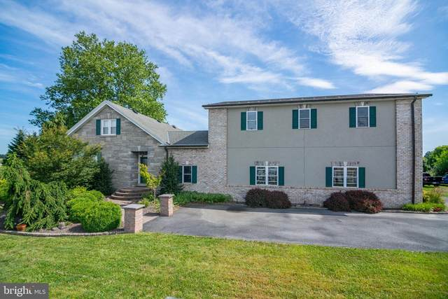 5445 Pottsville Pike, LEESPORT, PA 19533 (#PABK359694) :: Iron Valley Real Estate