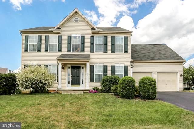 607 Rose Petal Lane, MOUNT JOY, PA 17552 (#PALA165378) :: John Smith Real Estate Group