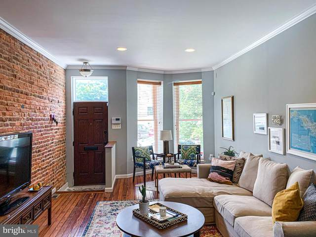 131 N Luzerne Avenue, BALTIMORE, MD 21224 (#MDBA514658) :: The Dailey Group