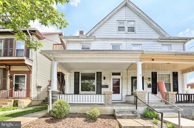 506 Herman Avenue, LEMOYNE, PA 17043 (#PACB124930) :: The Joy Daniels Real Estate Group