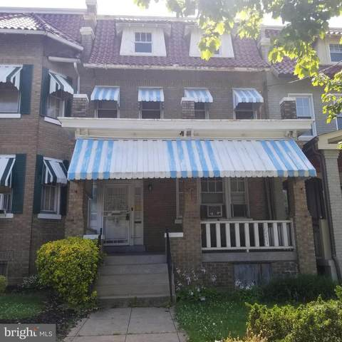 5303 13TH Street NW, WASHINGTON, DC 20011 (#DCDC474372) :: Larson Fine Properties