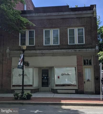 228 W Loockerman Street, DOVER, DE 19901 (#DEKT239486) :: Barrows and Associates