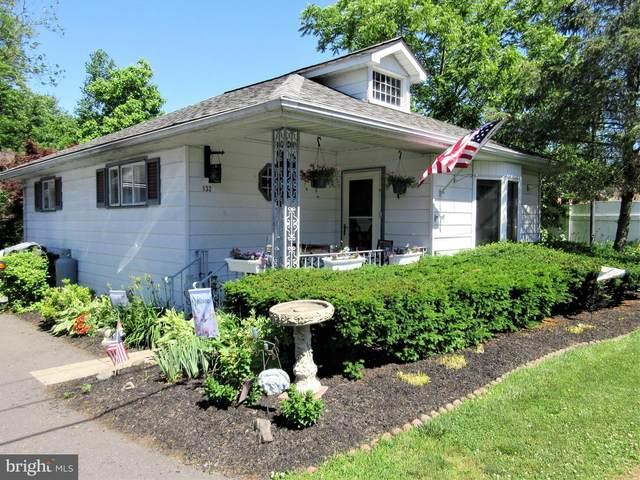 132 Gravel Pike, GREEN LANE, PA 18054 (#PAMC653700) :: John Smith Real Estate Group