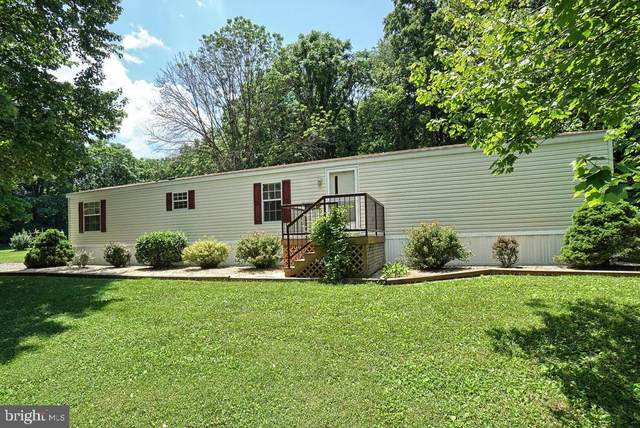 6205 Manor Woods Road, FREDERICK, MD 21703 (#MDFR266392) :: Dart Homes
