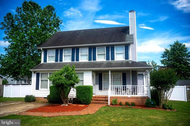 208 Gerber Drive, FREDERICKSBURG, VA 22408 (#VASP222974) :: The Steve Crifasi Real Estate Group
