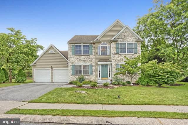 614 Woodhall Drive, WILLOW STREET, PA 17584 (#PALA165410) :: John Smith Real Estate Group