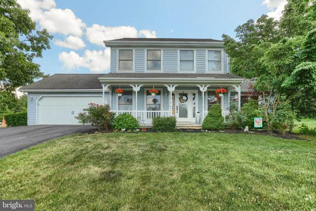 196 Acre Drive, CARLISLE, PA 17013 (#PACB124946) :: Younger Realty Group
