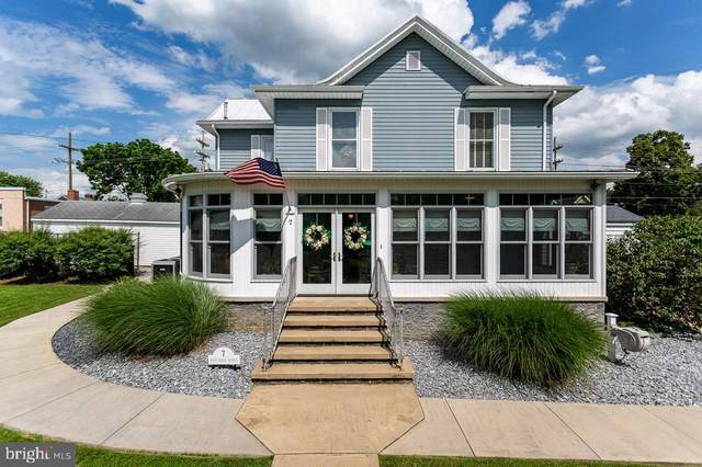 7 Blue Ridge Avenue, LURAY, VA 22835 (#VAPA105406) :: Pearson Smith Realty