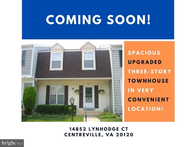 14852 Lynhodge Court, CENTREVILLE, VA 20120 (#VAFX1137072) :: The MD Home Team
