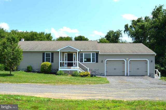 2460 Robert Fulton Highway, PEACH BOTTOM, PA 17563 (#PALA165420) :: Bob Lucido Team of Keller Williams Integrity