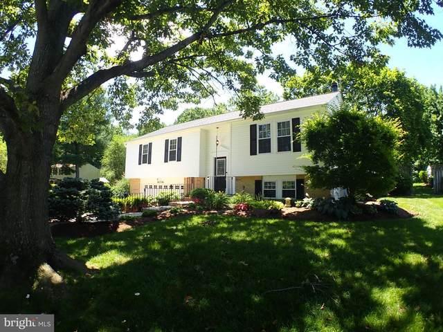 6006 Shiplett Boulevard, BURKE, VA 22015 (#VAFX1137080) :: The MD Home Team