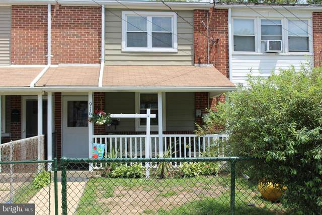 916 Imperial Court, HALETHORPE, MD 21227 (#MDBC498008) :: The Matt Lenza Real Estate Team