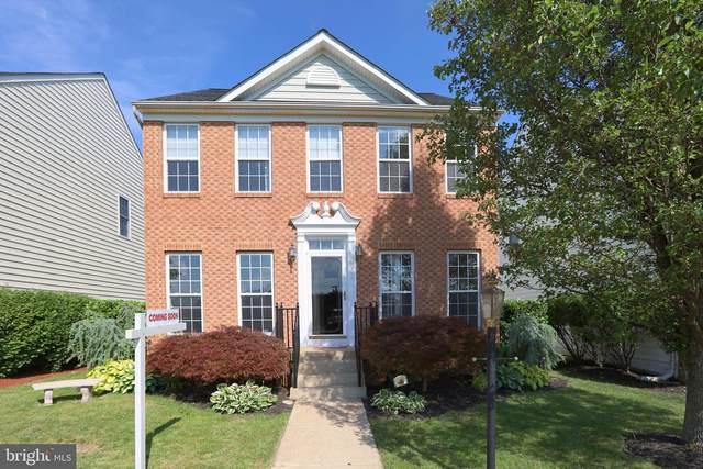 14205 Reidhall Place, GAINESVILLE, VA 20155 (#VAPW498030) :: The Bob & Ronna Group