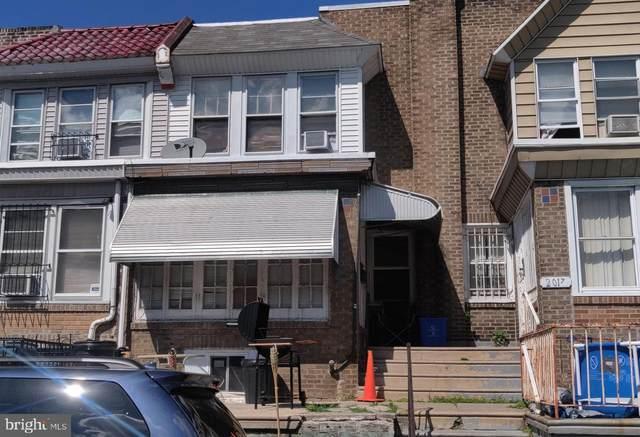 2015 S Redfield Street, PHILADELPHIA, PA 19143 (#PAPH908178) :: Shamrock Realty Group, Inc