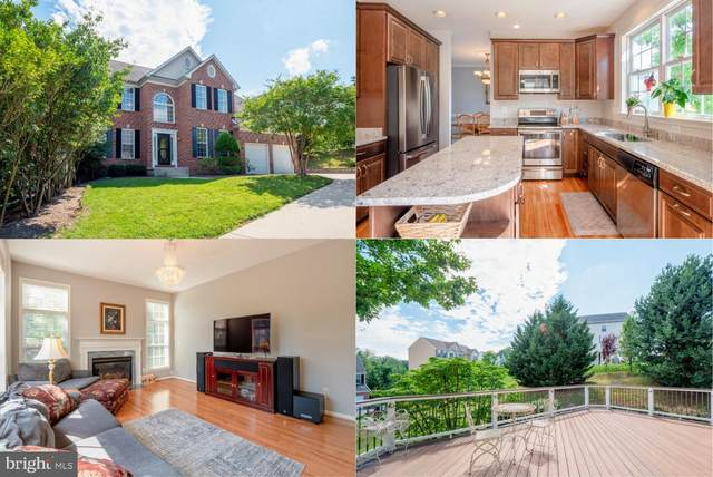 5816 Rockburn Woods Way, ELKRIDGE, MD 21075 (#MDHW281382) :: Sunita Bali Team at Re/Max Town Center