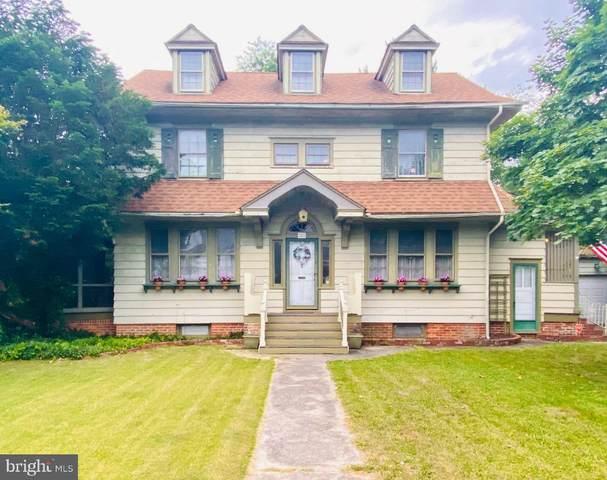 315 Atlantic Street, BRIDGETON, NJ 08302 (MLS #NJCB127400) :: The Dekanski Home Selling Team