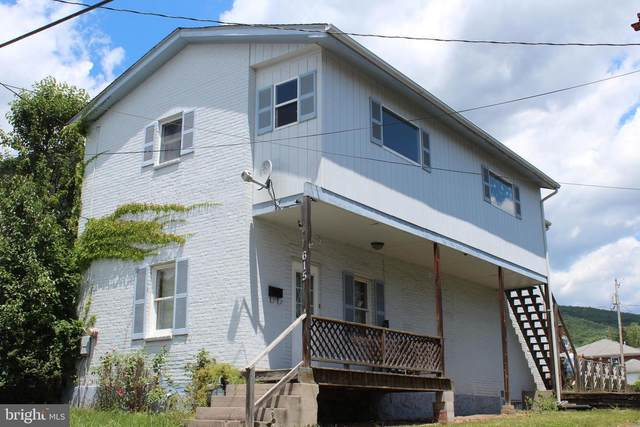 615 Columbia Avenue, CUMBERLAND, MD 21502 (#MDAL134550) :: AJ Team Realty