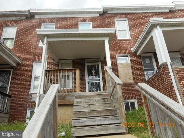 3220 Elmora Avenue, BALTIMORE, MD 21213 (#MDBA514742) :: Mortensen Team