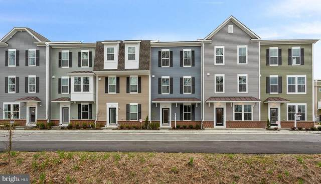 Homesite 14 Becknel Avenue, ODENTON, MD 21113 (#MDAA438266) :: Mortensen Team