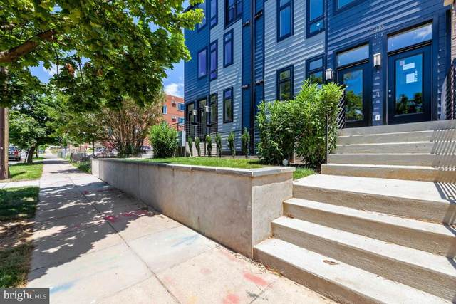 5415 9TH Street NW #1, WASHINGTON, DC 20011 (#DCDC474452) :: Colgan Real Estate