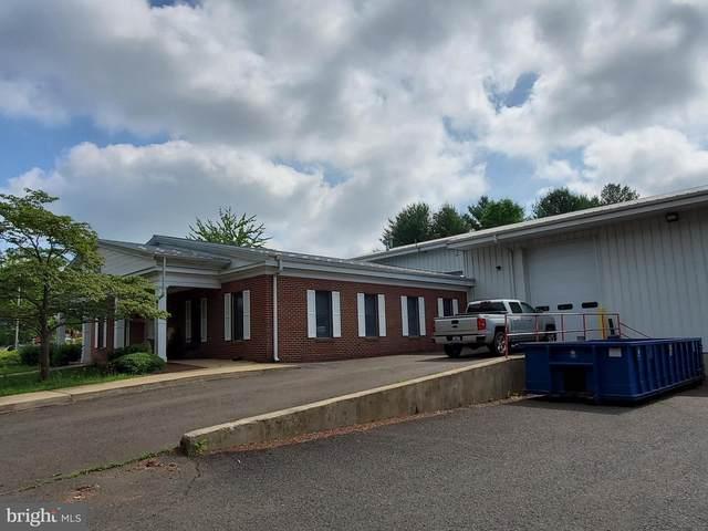 680 Industrial Road, WARRENTON, VA 20186 (#VAFQ166086) :: Larson Fine Properties