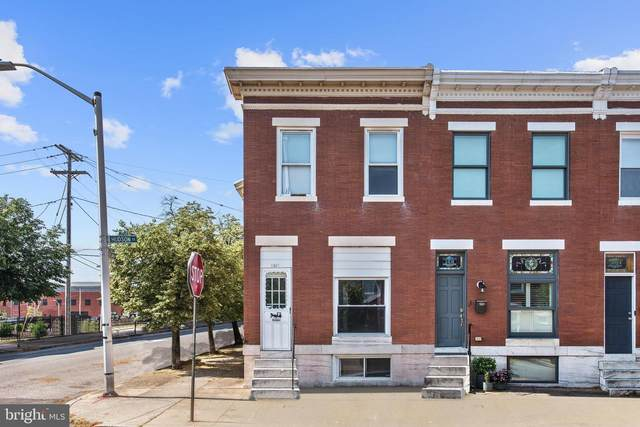 3613 Hudson Street, BALTIMORE, MD 21224 (#MDBA514768) :: Shamrock Realty Group, Inc