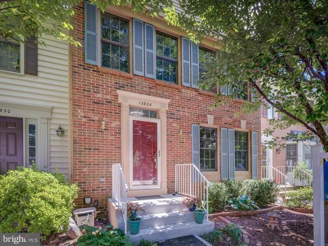13928 Waterflow Place, CENTREVILLE, VA 20121 (#VAFX1137196) :: ExecuHome Realty