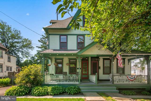 132 W Richardson Avenue, LANGHORNE, PA 19047 (#PABU499924) :: Bob Lucido Team of Keller Williams Integrity