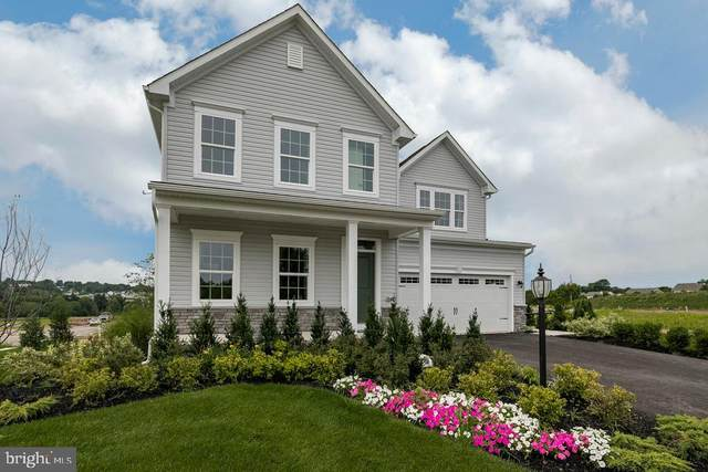 3806 Sweet Meadow Court, MACUNGIE, PA 18062 (#PALH114346) :: ExecuHome Realty