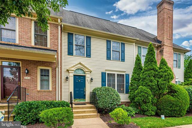 2211 Garden Lane, FREDERICK, MD 21701 (#MDFR266428) :: AJ Team Realty
