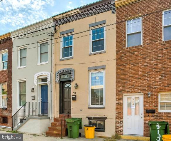 311 S Baylis Street, BALTIMORE, MD 21224 (#MDBA514808) :: Bob Lucido Team of Keller Williams Integrity