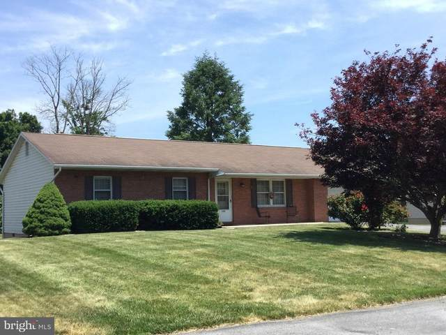 1153 Redwood Drive, WAYNESBORO, PA 17268 (#PAFL173432) :: AJ Team Realty