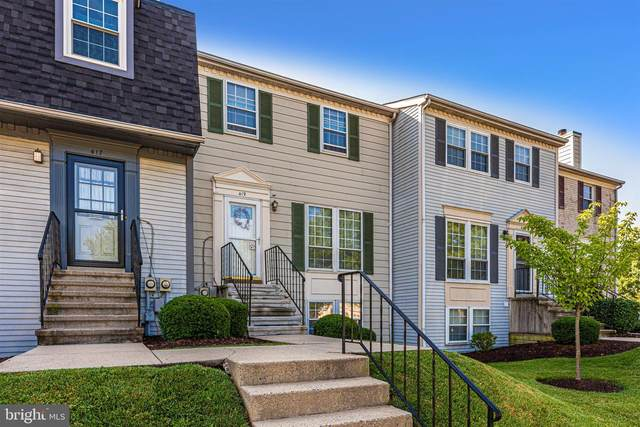 419 Terry Court B3, FREDERICK, MD 21701 (#MDFR266432) :: Ultimate Selling Team