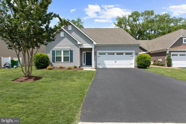 34868 Seagrass Plantation Lane, DAGSBORO, DE 19939 (#DESU163410) :: The Allison Stine Team